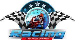 Campionato di corsa Immagini Stock
