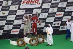 2013 campionato di fuoribordo del mondo di UIM F1 H20 Fotografia Stock Libera da Diritti