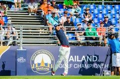 Campionato 2014 di golf della Tailandia Fotografia Stock Libera da Diritti