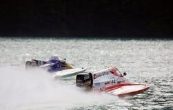 Campionato di Powerboating F1000 Europa. Folloni Immagine Stock Libera da Diritti