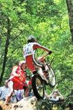 Campionato di prova 2008 del mondo - Tolmezzo Immagine Stock Libera da Diritti