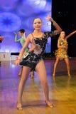 Campionato europeo WADF di ballo artistico Immagini Stock Libere da Diritti