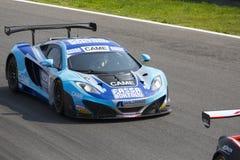 Campionato Italiano Gran Turismo Στοκ εικόνες με δικαίωμα ελεύθερης χρήσης