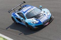 Campionato Italiano Gran Turismo Στοκ Φωτογραφίες