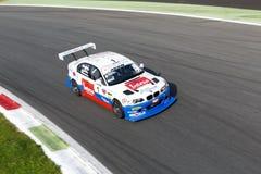 Campionato Italiano Gran Turismo Royaltyfri Fotografi