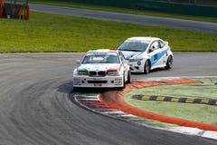 Campionato Italiano Gran Turismo 免版税库存照片