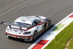 Campionato Italiano Gran Turismo Royalty Free Stock Photo