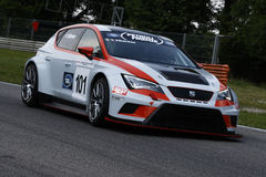 Campionato Italiano Gran Turismo Stock Image
