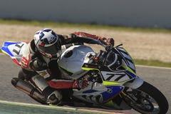 Campionato Mediterraneo di motociclismo fotografia stock