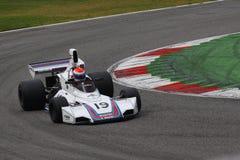 Campionato storico di Formula 1 Fotografia Stock
