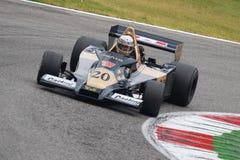 Campionato storico di Formula 1 Fotografia Stock Libera da Diritti