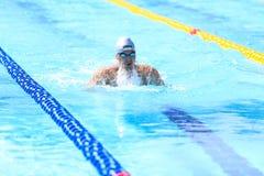 Campionato turco di nuoto Immagini Stock