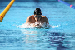 Campionato turco di nuoto Fotografie Stock