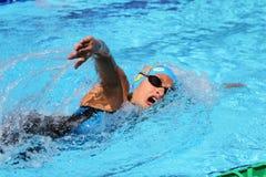 Campionato turco di nuoto Immagini Stock Libere da Diritti