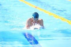 Campionato turco di nuoto Fotografia Stock Libera da Diritti