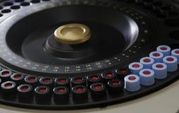Campionatrice automatica in laboratorio Fotografie Stock Libere da Diritti