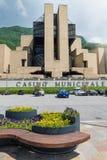 Campione d ` Italia z jego kasynem Zdjęcia Royalty Free
