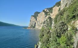 Campione del Garda,Lake Garda,Italy Royalty Free Stock Image