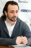 Campione del mondo nella la figura pattinare Ilya Averbuh Fotografia Stock