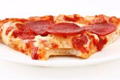Campione della pizza Immagini Stock