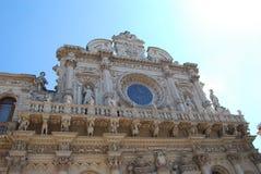Campione di Barocco italiano immagine stock libera da diritti