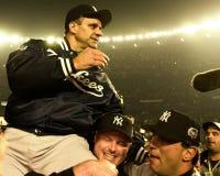 2000 campioni di campionato di baseball Immagini Stock Libere da Diritti