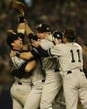 2000 campioni di campionato di baseball Fotografia Stock Libera da Diritti