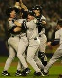 2000 campioni di campionato di baseball Fotografia Stock