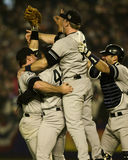 2000 campioni di campionato di baseball Immagine Stock