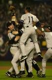 2000 campioni di campionato di baseball Immagine Stock Libera da Diritti
