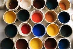 Campioni di colore photographie stock