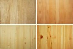 Campioni di legno Immagine Stock Libera da Diritti