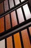 Campioni di legno Fotografia Stock Libera da Diritti