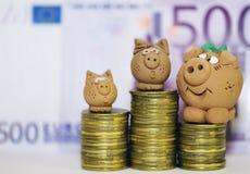 Campioni nel commercio Immagine Stock Libera da Diritti