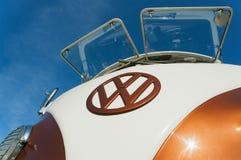 Campista de VW Fotografía de archivo libre de regalías