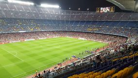 CampNou foto de stock royalty free