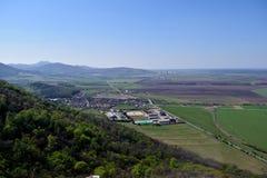 Campo Imagen de archivo