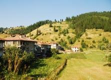 Campo búlgaro Imagen de archivo