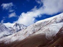 Campo bajo de Everest Fotos de archivo