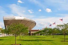 Campo Chicago Illinois del soldado Foto de archivo libre de regalías