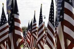 Campo curativo conmemorativo 911 Imagen de archivo libre de regalías