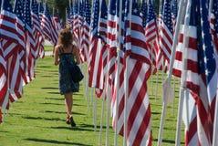 Campo da cura em 09-11-2010 Imagem de Stock Royalty Free