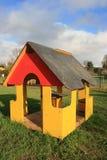 Campo da gioco per bambini Fotografia Stock