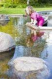 Campo da giuoco dell'acqua Fotografia Stock
