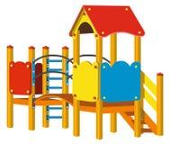 Campo da giuoco per i bambini Fotografia Stock