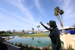Campo da golf al torneo 2015 di golf di ispirazione di ANA Fotografia Stock