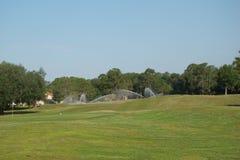 Campo da golf a Walden Lake Fotografia Stock Libera da Diritti