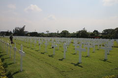 Campo da honra Bandung Imagem de Stock Royalty Free