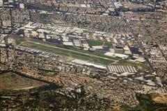 Campo de aviación del zamperini de Torrance Imagen de archivo
