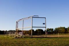 Campo de béisbol Fotos de archivo